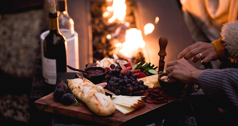 napa photography food pairing