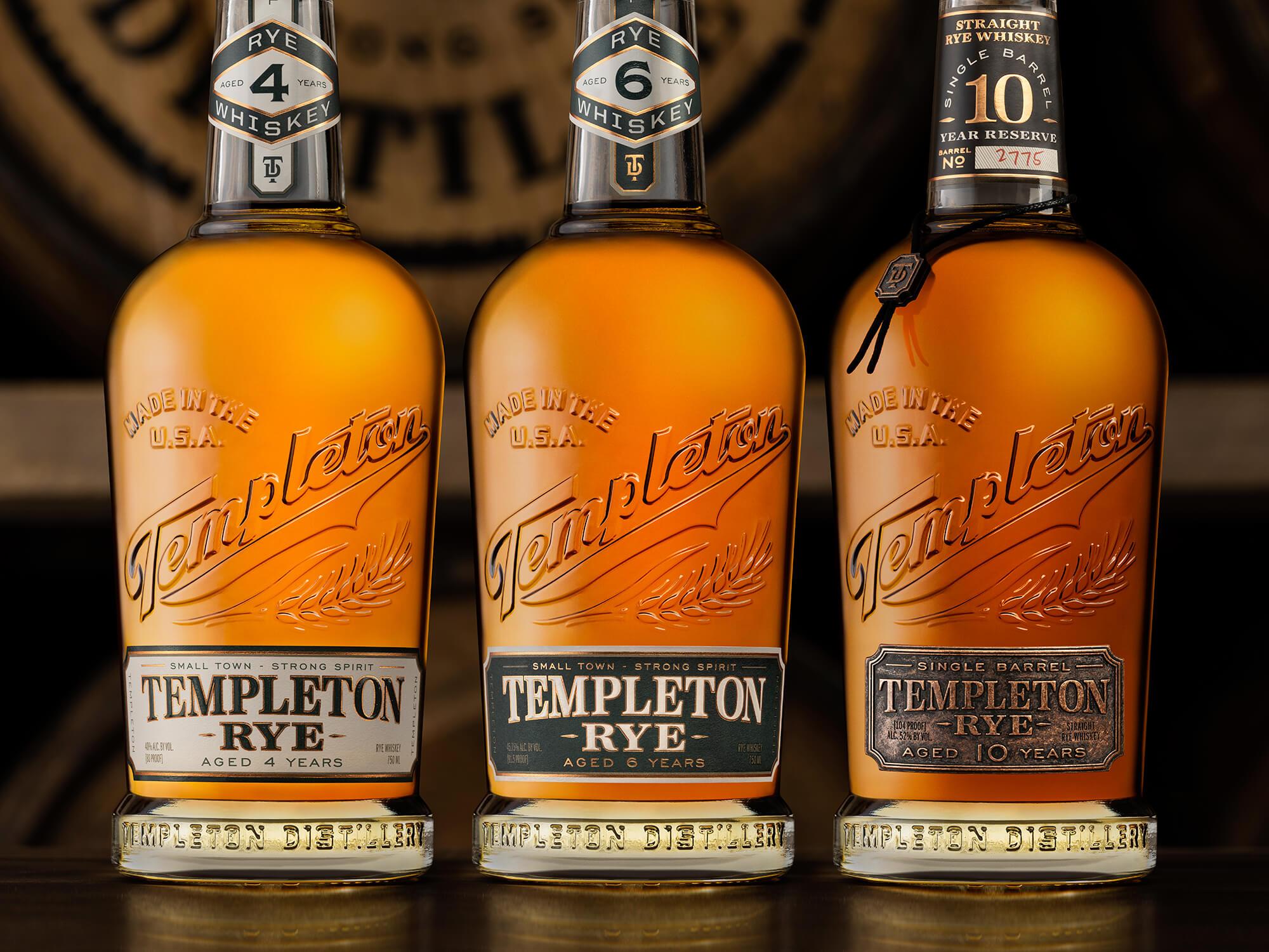 Templeton Distillery