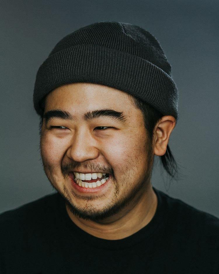 David Jang Headshot